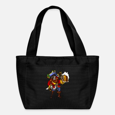 Drink Pirate Beer Drinking Party Funny Sailor - Lunch Bag