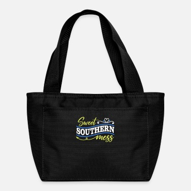Southern Southern Sweet Southern Mess - Lunch Bag