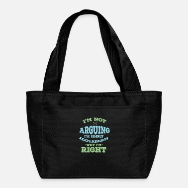 Sarcastic Funny Sarcastic Sarcast Savageness I'm Not - Lunch Bag