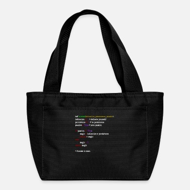 Virus Programmer Code T-Shirt for Nerds - Lunch Box