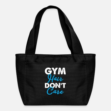Strong Man Gym Hair don't care - Lunch Box