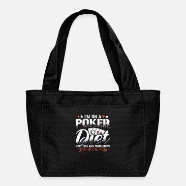 Holdem Poker Player Gambling Texas Holdem Casino Gift - Lunch Box