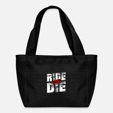 Cycling Ride or Die - Lunch Box