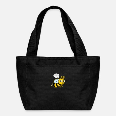 Bee To bee, or not to bee? - Bee - Lunch Bag