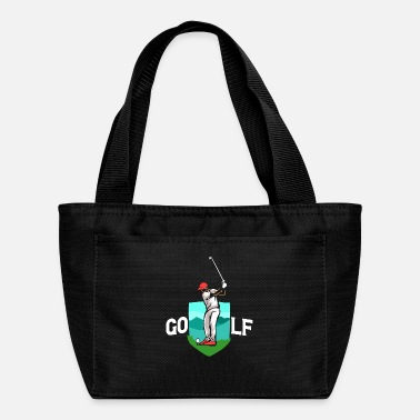 Golf Golf Golfing - Lunch Bag