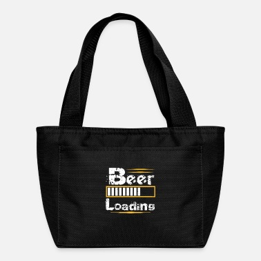 Beer Loading - Lunch Bag