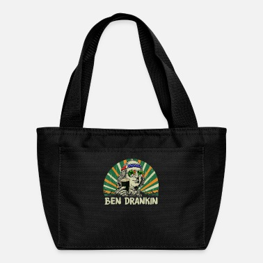 Bengalo ben drankin drink beer st patricks day gift - Lunch Bag