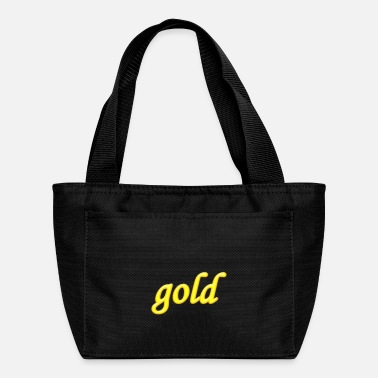 Gold gold - Lunch Bag