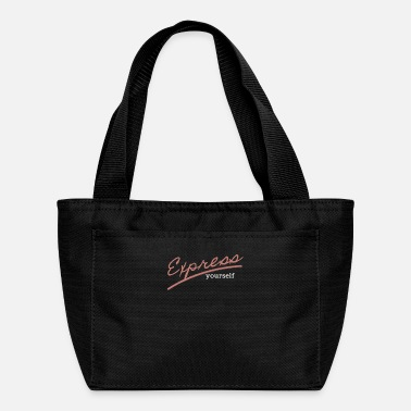 Expression Express - Lunch Bag