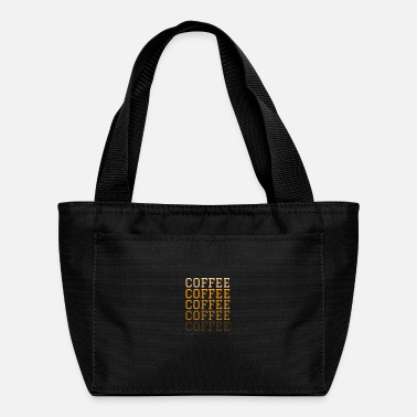Coffee Coffee Coffee Coffee - Lunch Bag