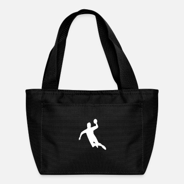 Handball Handball Handball Handball Player - Lunch Bag