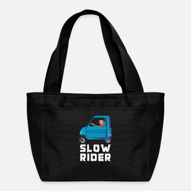 Slow slow slow riderSlow Rider - Lunch Bag