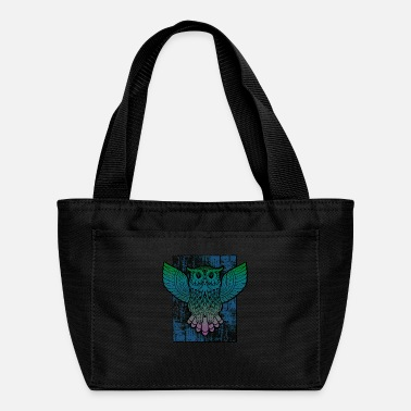 Holy Owl - Lunch Bag