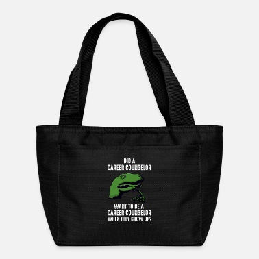 Career Did A Career Counselor Want To Be A Career Counsel - Lunch Bag