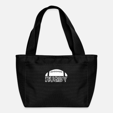Rugby Rugby With Rugby Ball - Lunch Bag