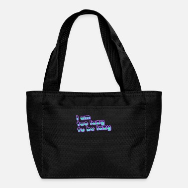 Lazy too lazy to be lazy - Lunch Bag