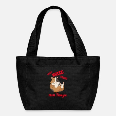 Rodent Guinea pig rodent rodent pet rodent Meeris - Lunch Bag