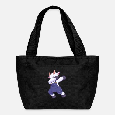 Goat dab dabbing goat goat Goat Farm - Lunch Bag