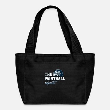 Paintball Paintball Expert Paintball Player Paintball - Lunch Bag