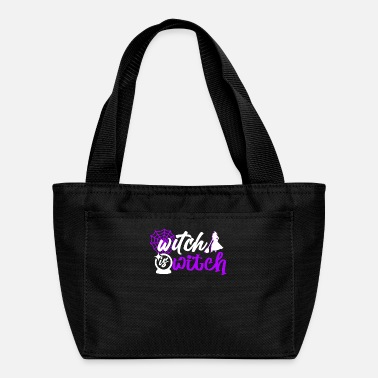 Witch Witch remains witch - Lunch Bag