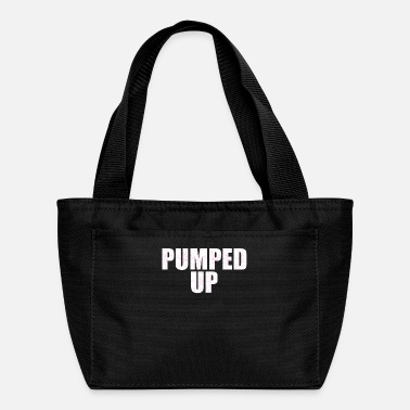 Pumped up - Lunch Bag