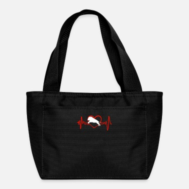Mammal I Love Mammals Heartbeat - Lunch Bag