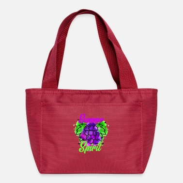Sunny Summer Spirit Grapes - Lunch Bag