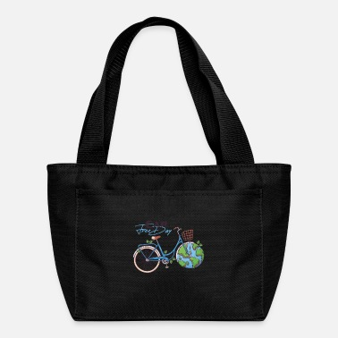Triathlon Bike Mountain Bike Road Bike MTB Gift Idea - Lunch Bag