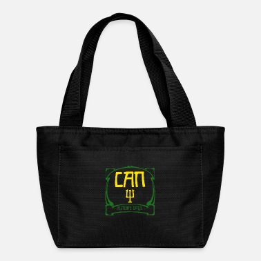 Can Band Logo - Lunch Bag