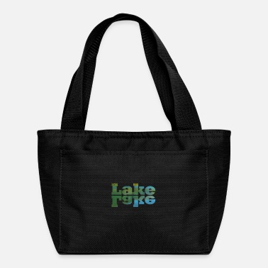 Lake Lake Lake - Lunch Bag