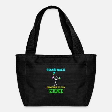 Science Student Science Geek For Science students - Lunch Bag