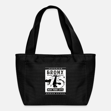 Jersey Number Superior Bronx Jersey Number - Lunch Bag