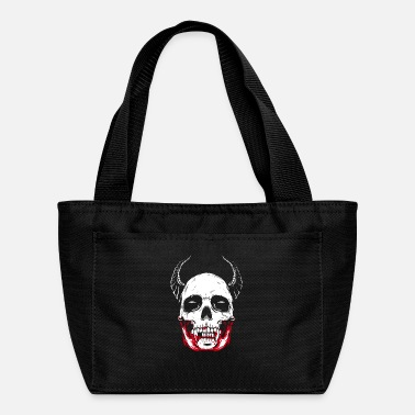 Grave Vampire Skull - Lunch Bag