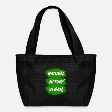 Natural Vegan - nature - natural - Lunch Box