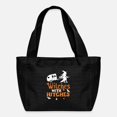 Witch Witches With Hitches - Witch - Lunch Bag
