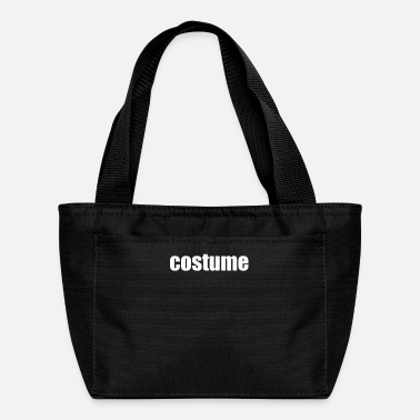 Costume-garb costume - Lunch Bag