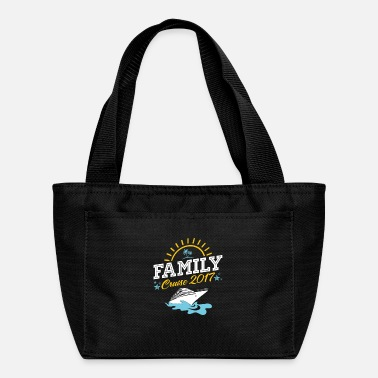 Family Cruise Vacation 2017 - Lunch Bag