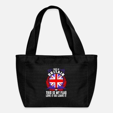 Britain This Is Britain - Lunch Bag