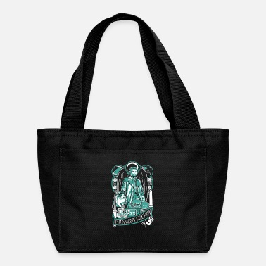 Miscellaneous Supernatural - It's funner in enochian - Lunch Bag