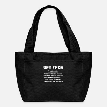 Tech Vet tech - vet tech define - Lunch Bag