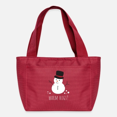 Warming warm hugs - Lunch Bag