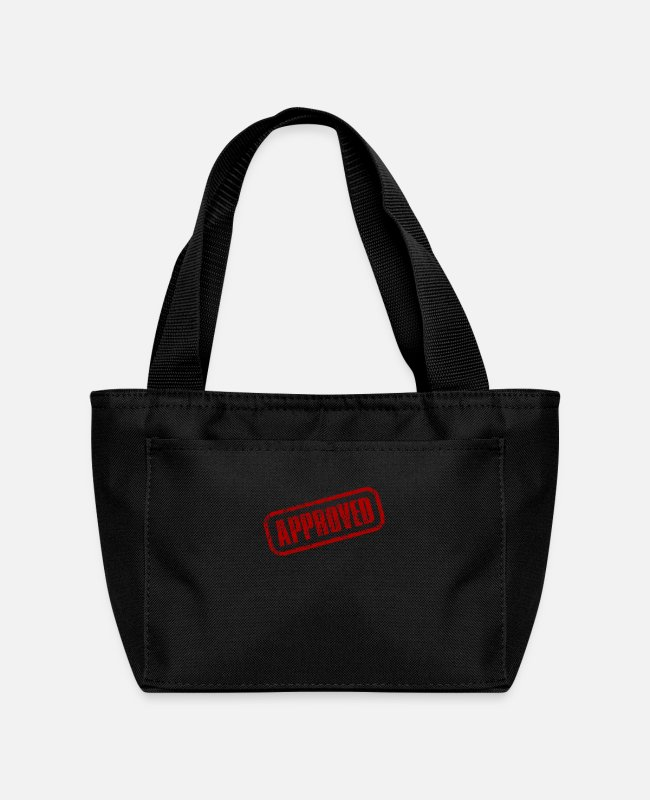 Party Bags & Backpacks - approved - Lunch Bag black