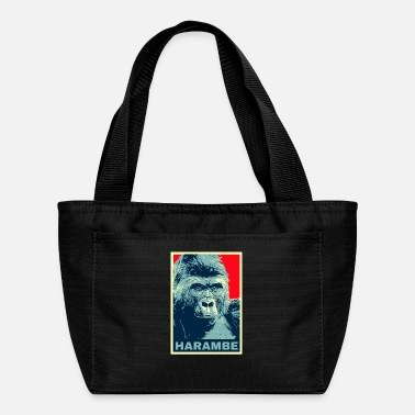 gorilla - Lunch Bag