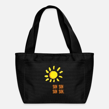 Sun sun sun - Lunch Bag