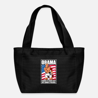 Obama Obama - Lunch Bag