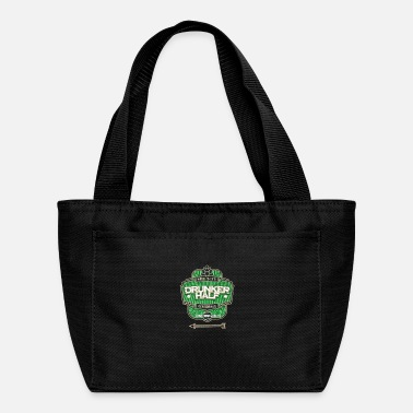 Half Moon Shes My Drunker Half Couple St Patricks Day Gift - Lunch Bag