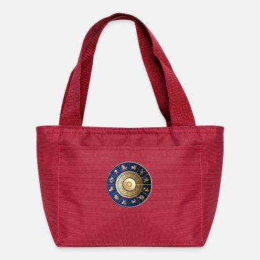 Sign Of Zodiac Zodiacs Signs - Lunch Bag