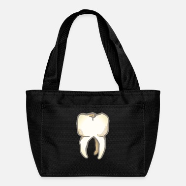 Edification tooth coloured - Lunch Bag