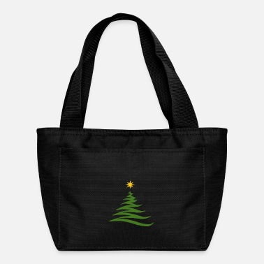 Xmas Tree xmas tree - Lunch Bag