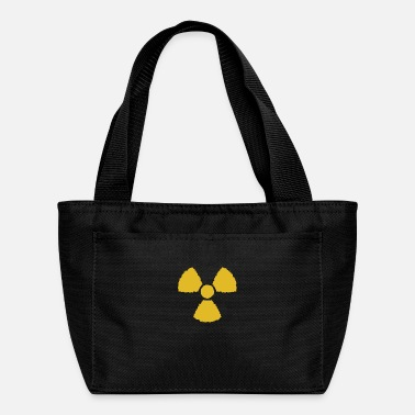 Nuclear Nuclear symbol - Lunch Bag